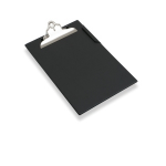 Rapesco CD1000B2 clipboard Black A4 PVC