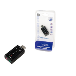 LogiLink USB Soundcard 7.1channels USB