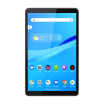 "Lenovo Smart Tab M8 20.3 cm (8"") Mediatek 2 GB 32 GB Wi-Fi 5 (802.11ac) Gray Android 9.0"