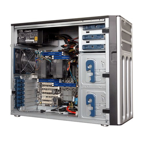 TS500-E8-PS4 V2 SERVER BAREBONE                  IN