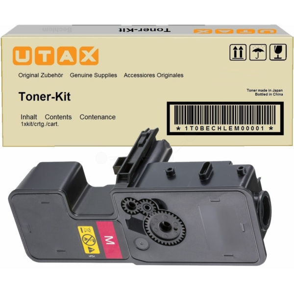 UTAX 1T02R9BUT1 (PK-5016 M) Toner magenta, 1.2K pages