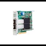 Hewlett Packard Enterprise Ethernet 10Gb 2-port 537SFP+ OCP3 Fiber 10000 Mbit/s Internal