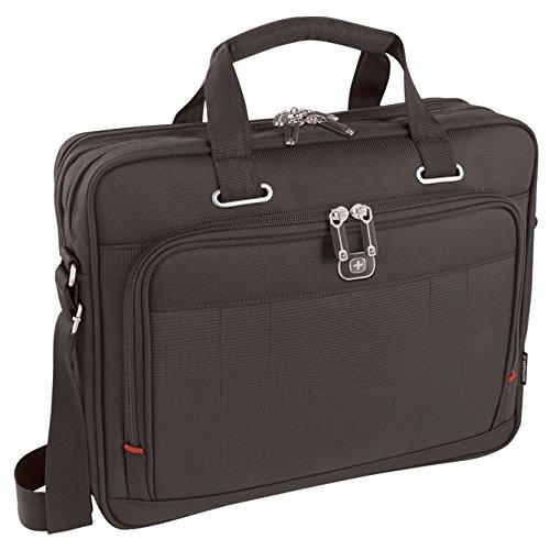 """Wenger/SwissGear 600645 16"""" Briefcase Black notebook case"""