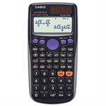 Casio FX-87DE Plus Pocket Scientific Black calculator