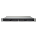 QNAP TS-432XU Ethernet LAN Rack (1U) Black NAS