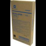 Konica Minolta A04P600 (DV-610 K) Developer, 200K pages @ 5% coverage, 1,100gr