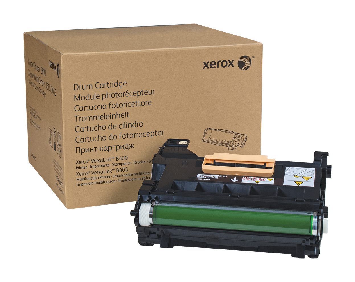 Xerox VersaLink B400/B405 Cartucho del cilindro