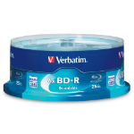Verbatim 97457 25GB BD-R 25pcs read/write blu-ray disc (BD)