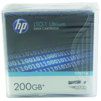 HP Data Cartridge Ultrium 200 GB - C7971A
