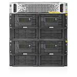 Hewlett Packard Enterprise StoreOnce 4900 60TB Backup Base System disk array Rack (7U) Black,Stainless steel