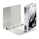 Leitz Premium SoftClick ring binder A4 White