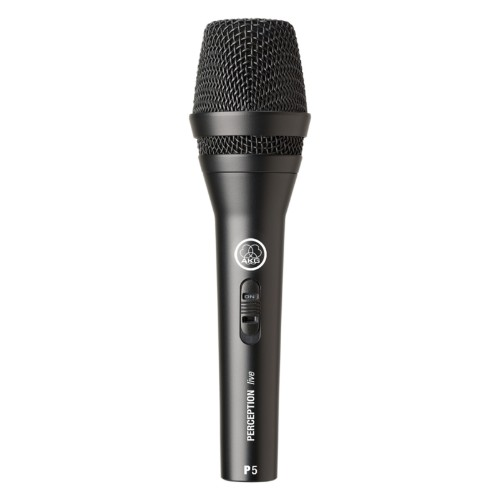 AKG P5 S Stage/performance microphone Black