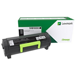 Lexmark 51B00A0 Toner black, 2.5K pages