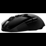 Logitech G G903 Maus RF Wireless Optical 16000 DPI Ambidextrous