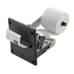 CUSTOM TG02H Thermal POS printer 203 x 203 DPI Wired