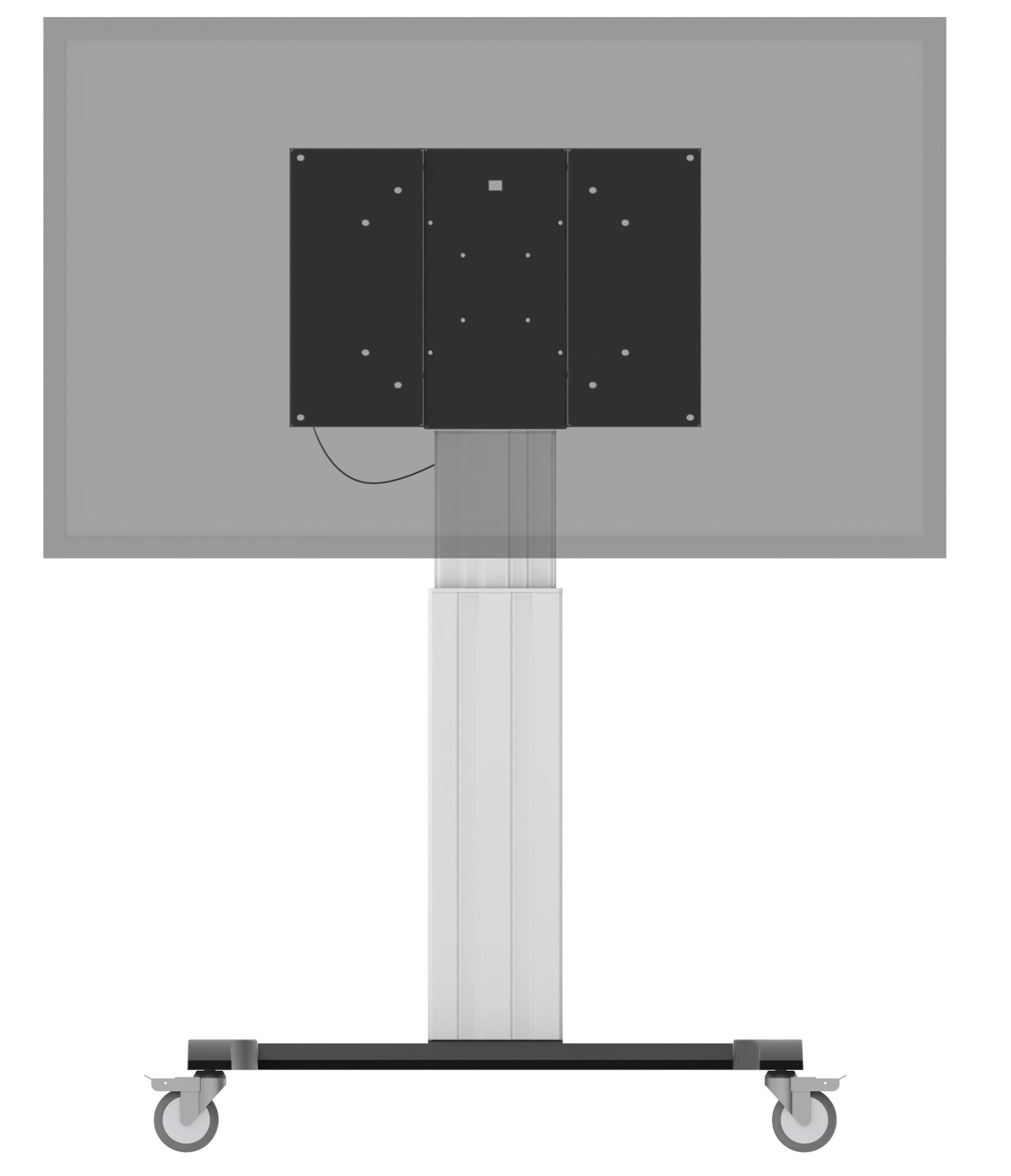 "Vision TM-IFP 75"" Portable Black,Grey"