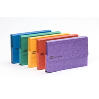 EUROPA Pocket Wallet A3 Assorted 4780Z (PK25)