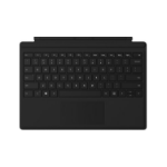 Microsoft Surface Pro Signature Type Cover FPR mobile device keyboard Black UK English Microsoft Cover port