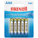 Maxell LR03 10BP Alkaline 1.5V non-rechargeable battery
