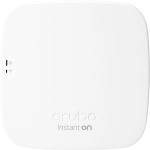 Hewlett Packard Enterprise ARUBA INSTANT ON AP12(RW) CEILING MOUNT ACCESS POINT (REQUIRES POWER ADAPTER OR POE)