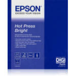 Epson Hot Press Bright, A3+, 25 Blatt
