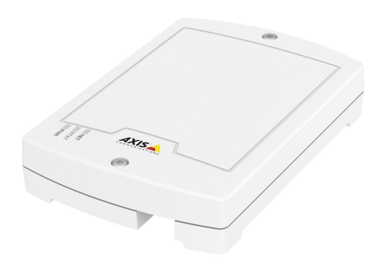 Axis A9161 módulo digital y analógico i / o Canal relé