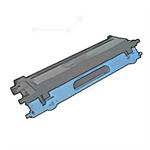 Delacamp TN135C-R compatible Toner cyan, 4K pages, 540gr (replaces Brother TN135C)