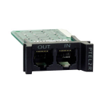 APC P232R network analyser