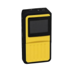 Clint P1 Portable Analog & Digital Black, Yellow radio