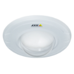 Axis White cover with clear transparent bubble. 10-pack camera housing