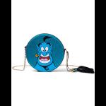 Disney Aladdin - Genie Round Glitter Shoulderbag Blue Woman