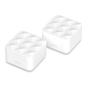 Netgear Orbi RBK12 - Wi-Fi system (router  extender) - up to