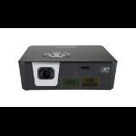 AAXA Technologies HP-P6X-01 data projector Short throw projector 1100 ANSI lumens DLP WXGA (1280x800) Black, Gray