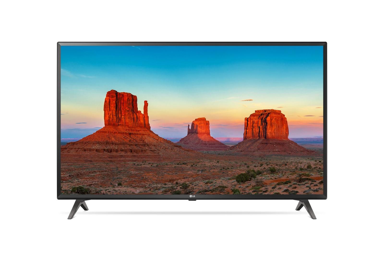 "LG 43UK6300PLB 43"" 4K Ultra HD Smart TV Wi-Fi Grey LED TV"