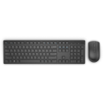 DELL KM636 keyboard RF Wireless QWERTY English Black