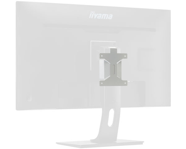 Iiyama - Bracket for monitor / mini PC / thin client