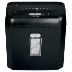 Rexel ProMax QS RPX612 paper shredder Cross shredding 60 dB 22 cm Black