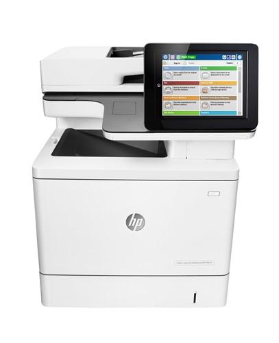 HP LaserJet M577dn 1200 x 1200DPI Laser A4 40ppm
