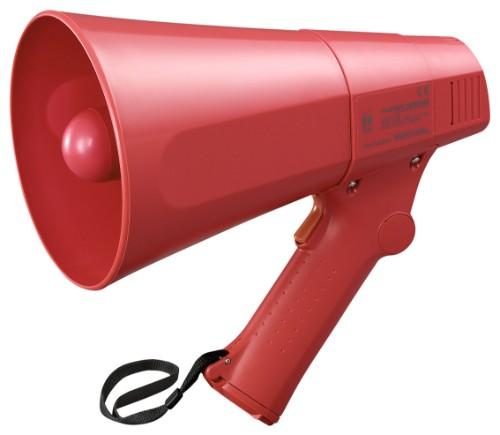 TOA ER-520S megaphone Outdoor 10 W Red