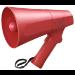TOA ER-520S Outdoor 10W Red megaphone