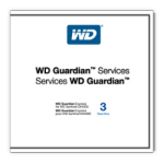 Western Digital Guardian Express, 3Y