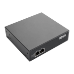 Tripp Lite 4-Port Console Server with Dual GB NIC, 4G, Flash and 4 USB Ports