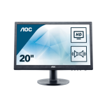 AOC M2060SWDA2 LED display 49,6 cm (19.5 Zoll) 1920 x 1080 Pixel Full HD Schwarz