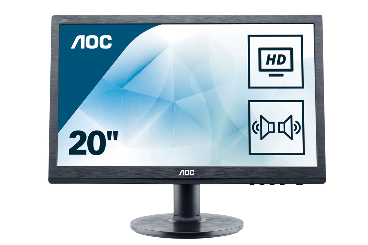Monitor LCD 19.53in M2060SWDA2 1080p 250cd/m2 3000:1 5ms D-sub DVI