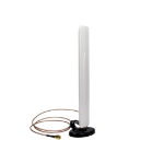 Cables Direct NLWL-ANT01X network antenna 6 dBi Omni-directional antenna TNC