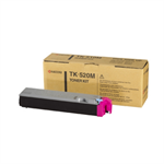 KYOCERA 1T02HJBEU0 (TK-520 M) Toner magenta, 4K pages @ 5% coverage