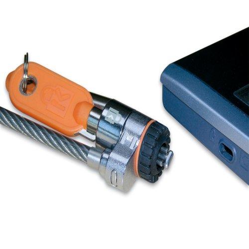 Kensington MicroSaver® Laptop Lock Bulk Pack - Master Keyed (25) cable lock
