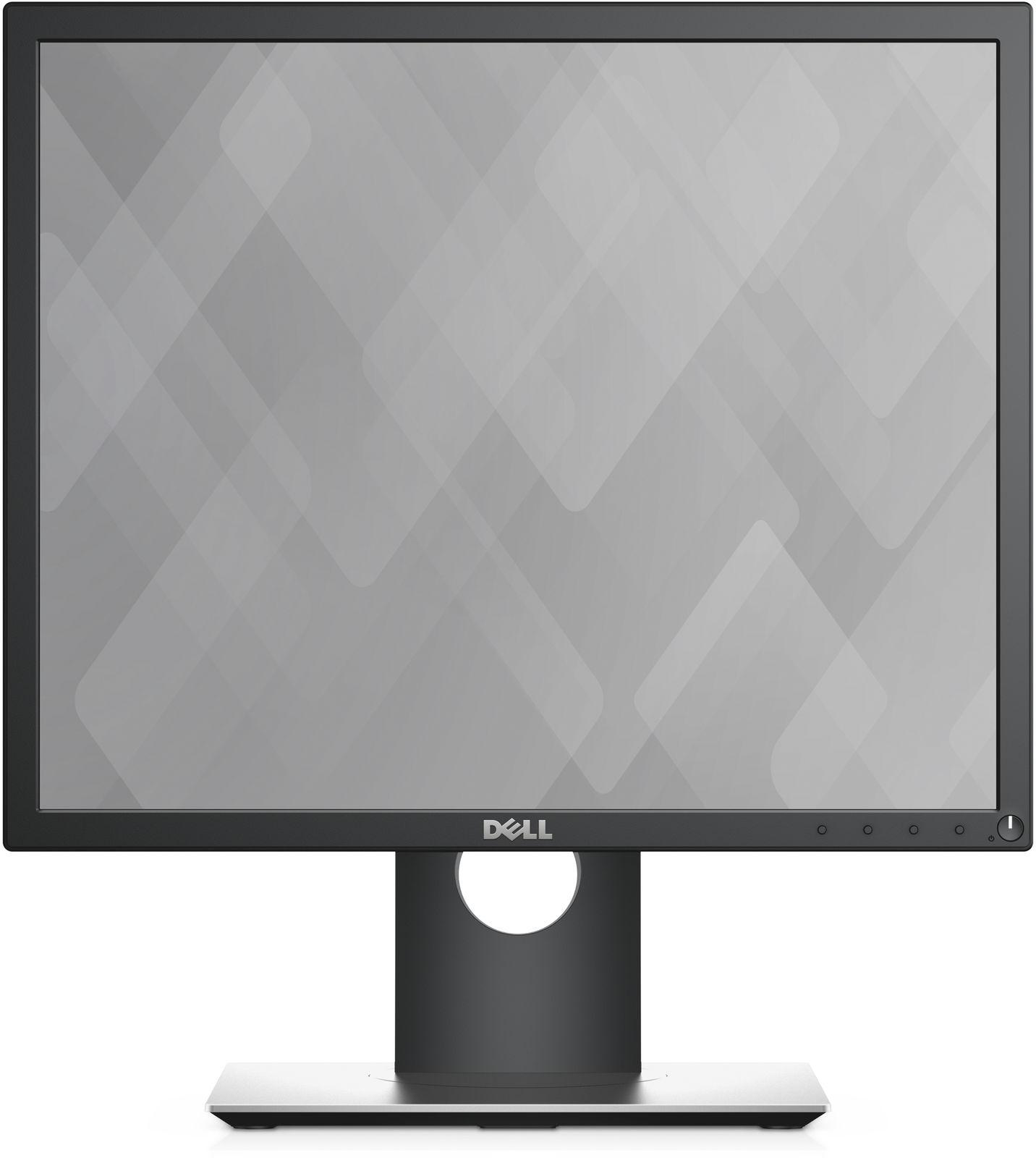"DELL P1917S LED display 48.3 cm (19"") 1280 x 1024 pixels SXGA Flat Matt Black"