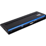 Targus USB 3.0 DOCKING STATION 3.5 mm,HDMI,RJ-45,USB 2.0,USB 3.0 interface cards/adapter