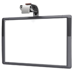 Promethean ActivBoard Fixed Stand with DLP Extreme Short Throw Projector, comes with 5 Years Advanced Replaceme